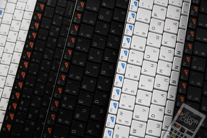 Беспроводные клавиатуры Rapoo
