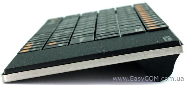 Обзор беспроводной клавиатуры Rapoo E2700