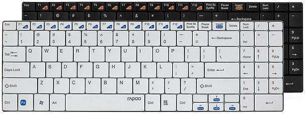 Обзор беспроводной клавиатуры Rapoo E9070