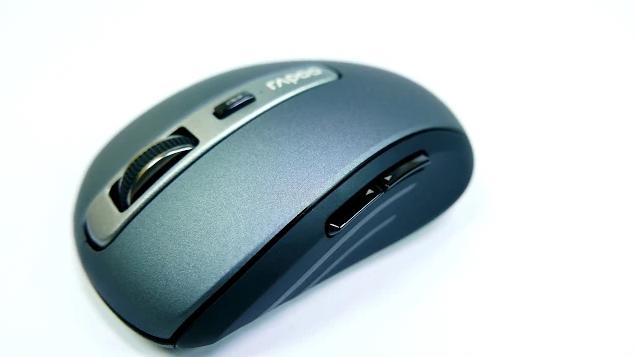 Видеообзор беспроводной мыши Rapoo MT350