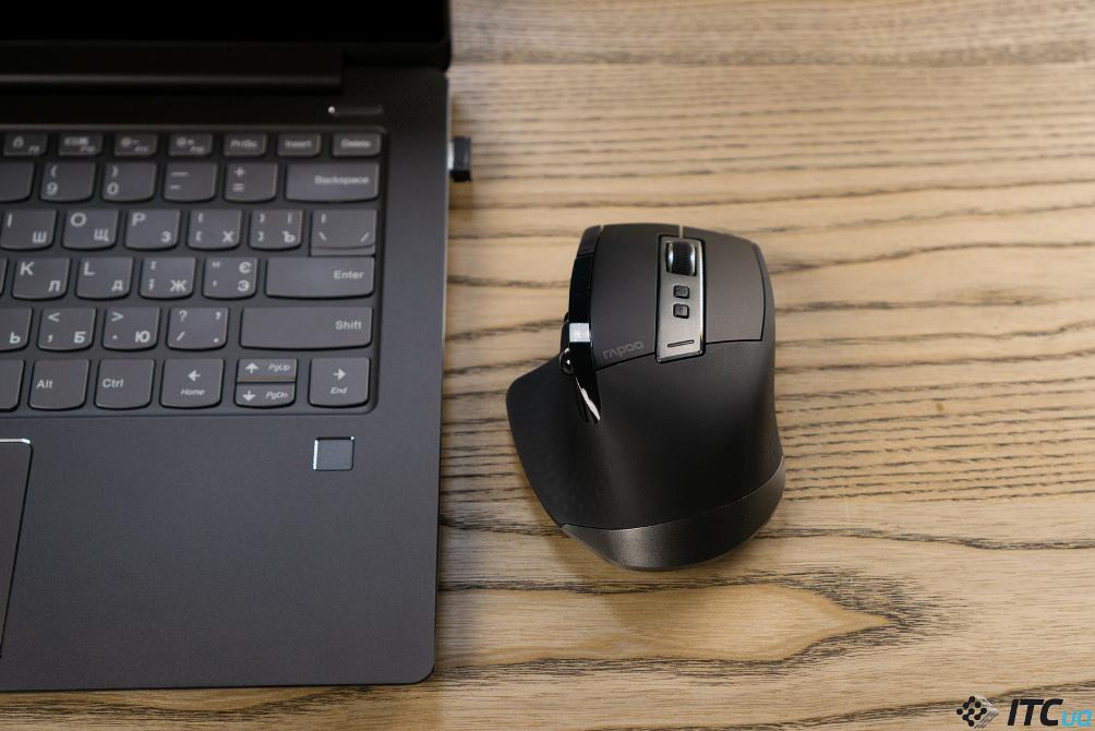 Rapoo MT750S — обзор беспроводной мыши