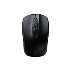 Rapoo Wireless Optical Mouse 1190 Black