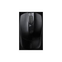 Rapoo Wireless Optical Mouse 1190 Black