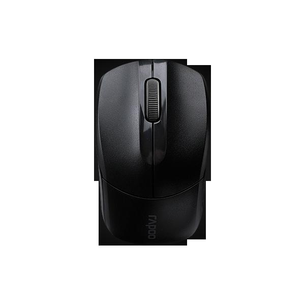 Rapoo Wireless Optical Mouse 1190 Black фото