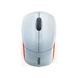 Rapoo Wireless Optical Mouse 1190 White
