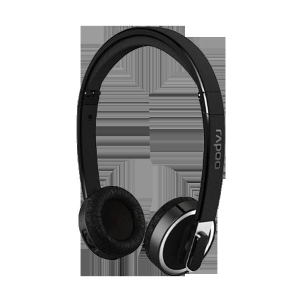 Rapoo Wireless Foldable Headset H3080 Black фото