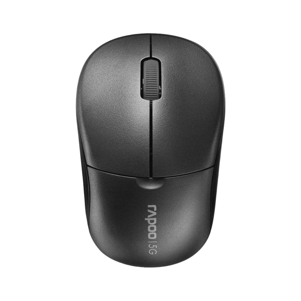Rapoo Wireless Optical Mouse 1090p Gray фото