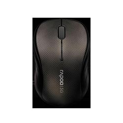 Rapoo Wireless Optical Mouse 3000p Gray