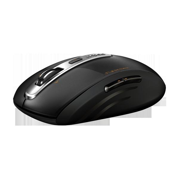 Rapoo Wireless Laser Mouse 3920P Black