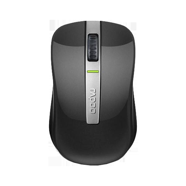 Rapoo Dual-mode Optical Mouse 6610 Black фото