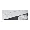 Rapoo 8200p Wireless Optical Mouse & Keyboard White описание