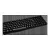 Rapoo Wireless Keyboard E1050 Black фото