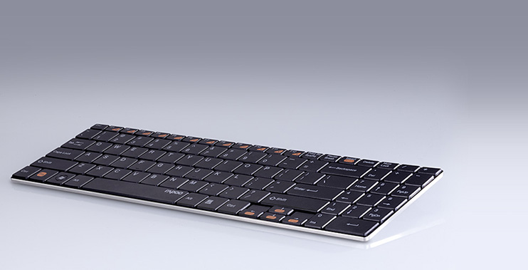 Линейка клавиатур blade от Rapoo