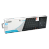 Rapoo Wireless Touchpad Keyboard E9080 Black фото