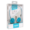 Rapoo Wireless Stereo Headset H3050 Blue описание