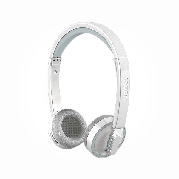 Rapoo Wireless Foldable Headset H3080 Gray в Украине