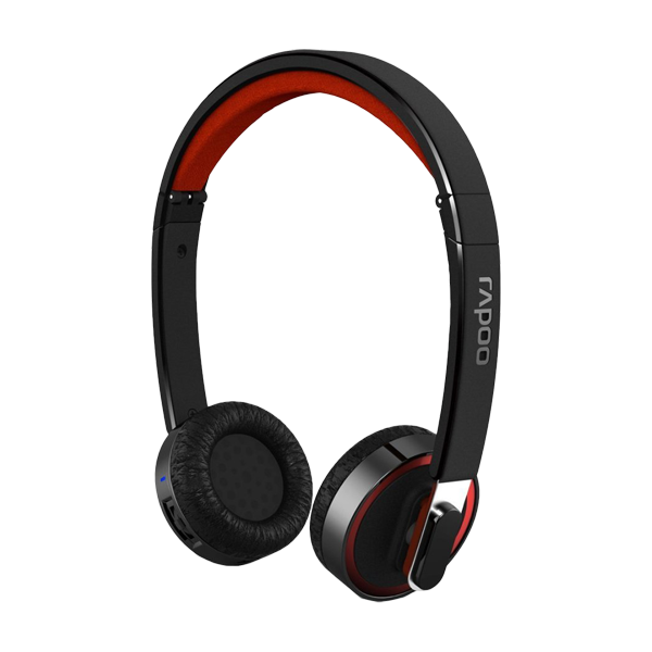 Rapoo Bluetooth Foldable Headset H6080 Black фото