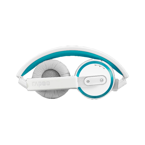 Rapoo Bluetooth Foldable Headset H6080 Blue фото