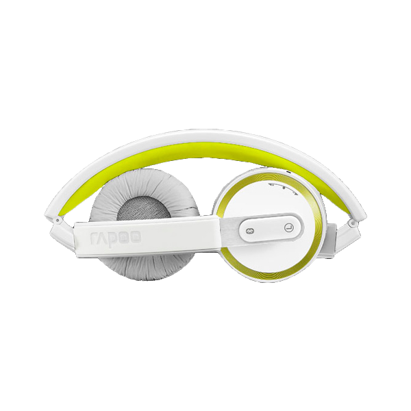 Rapoo Bluetooth Foldable Headset H6080 Yellow фото