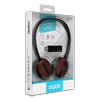 Rapoo Wireless Stereo Headset H1030 Red цена