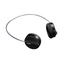 Rapoo Wireless Stereo Headset H3050 Black