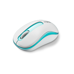 Rapoo M10 Wireless Optical Mouse Blue
