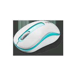 Rapoo M10 Wireless Optical Mouse Blue