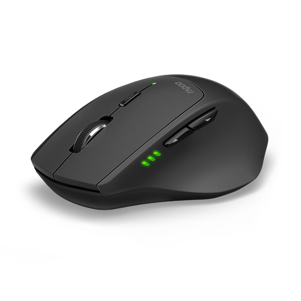 Rapoo MT550 Wireless Black фото