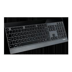 Rapoo Wireless Ultra-slim Touch Keyboard E9270P Black