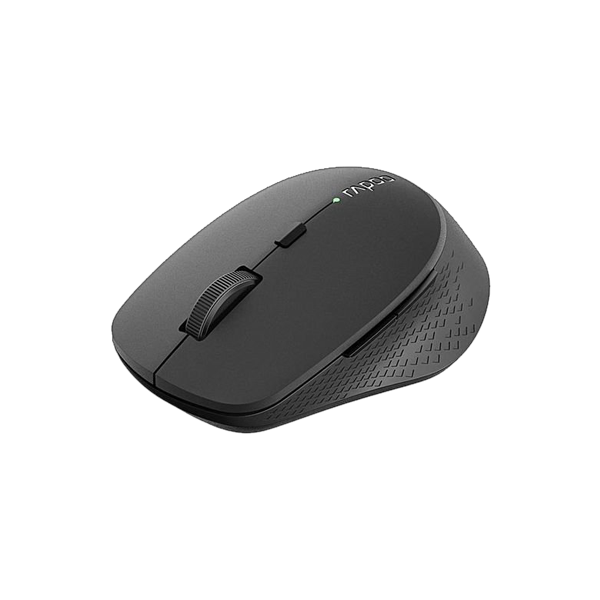 RAPOO M300 Silent Wireless Multi-mode Gray фото
