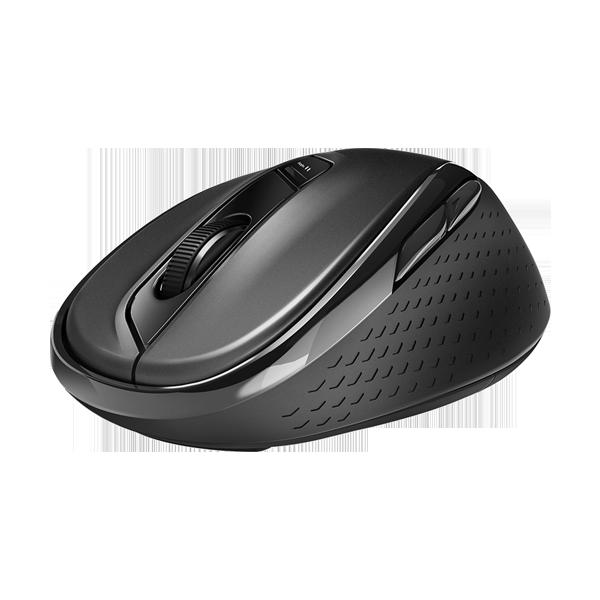 Rapoo M500 Multi-mode Wireless Mouse Black фото