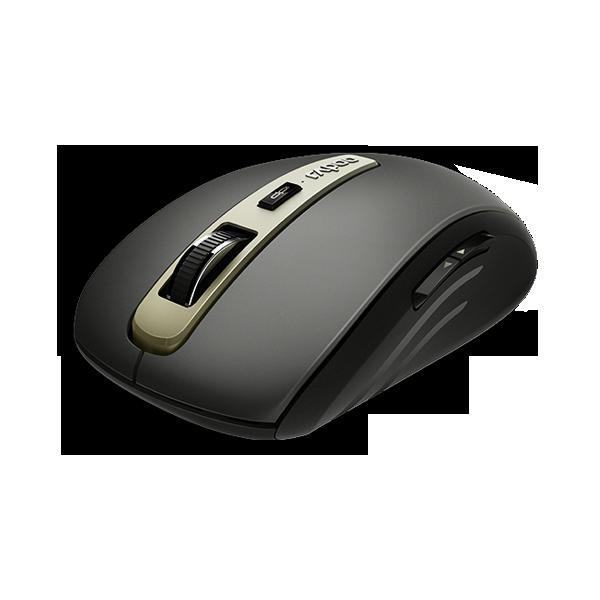 Rapoo MT350 Multi-mode Wireless Black фото