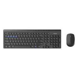 Rapoo 8100M Wireless Multi-mode Black