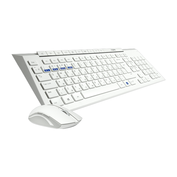 RAPOO 8200M Wireless White фото