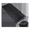 RAPOO 8200M Wireless Black описание