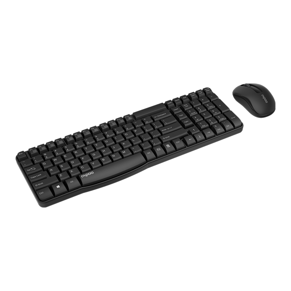 Rapoo X1800S Wireless Black фото